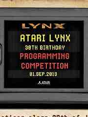 Atari Lynx 30th Birthday Programming Competition