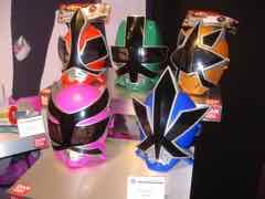 Toy Fair 2012 - BanDai - Power Rangers