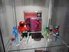 Toy Fair 2013 - Four Horsemen - Outer Space Men Glyos Action Figures