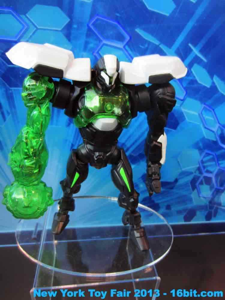 16bit Com Toy Fair Coverage Of Max Steel Action Figures