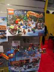 Toy Fair 2014 - LEGO City