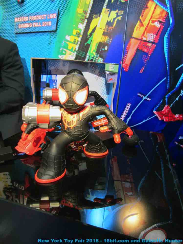 16bit Com Toy Fair Coverage Of Hasbro Marvel Toys From
