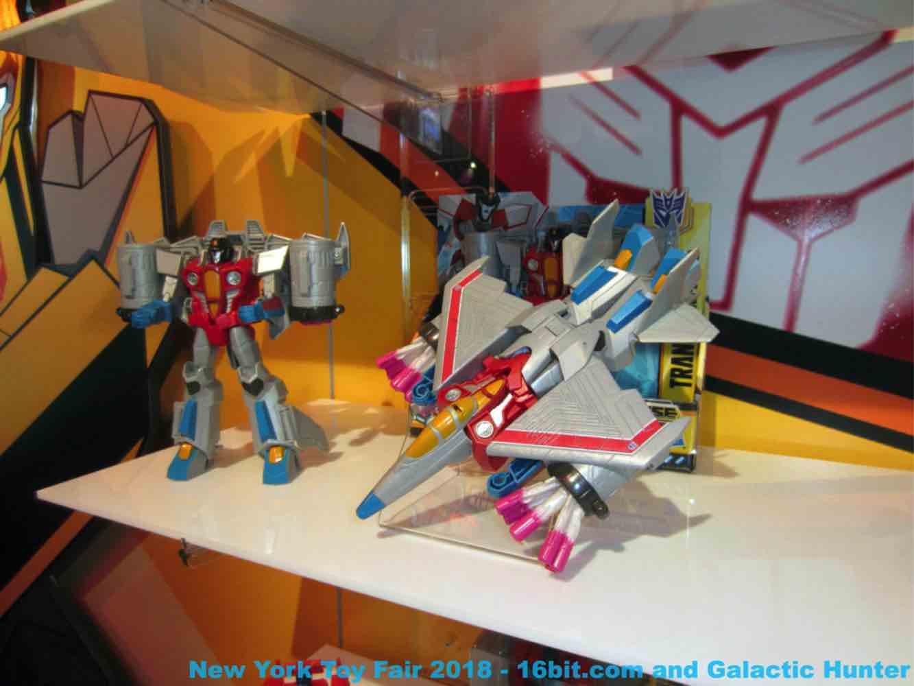 16bit.com: Toy Fair Coverage of Hasbro Transformers ...