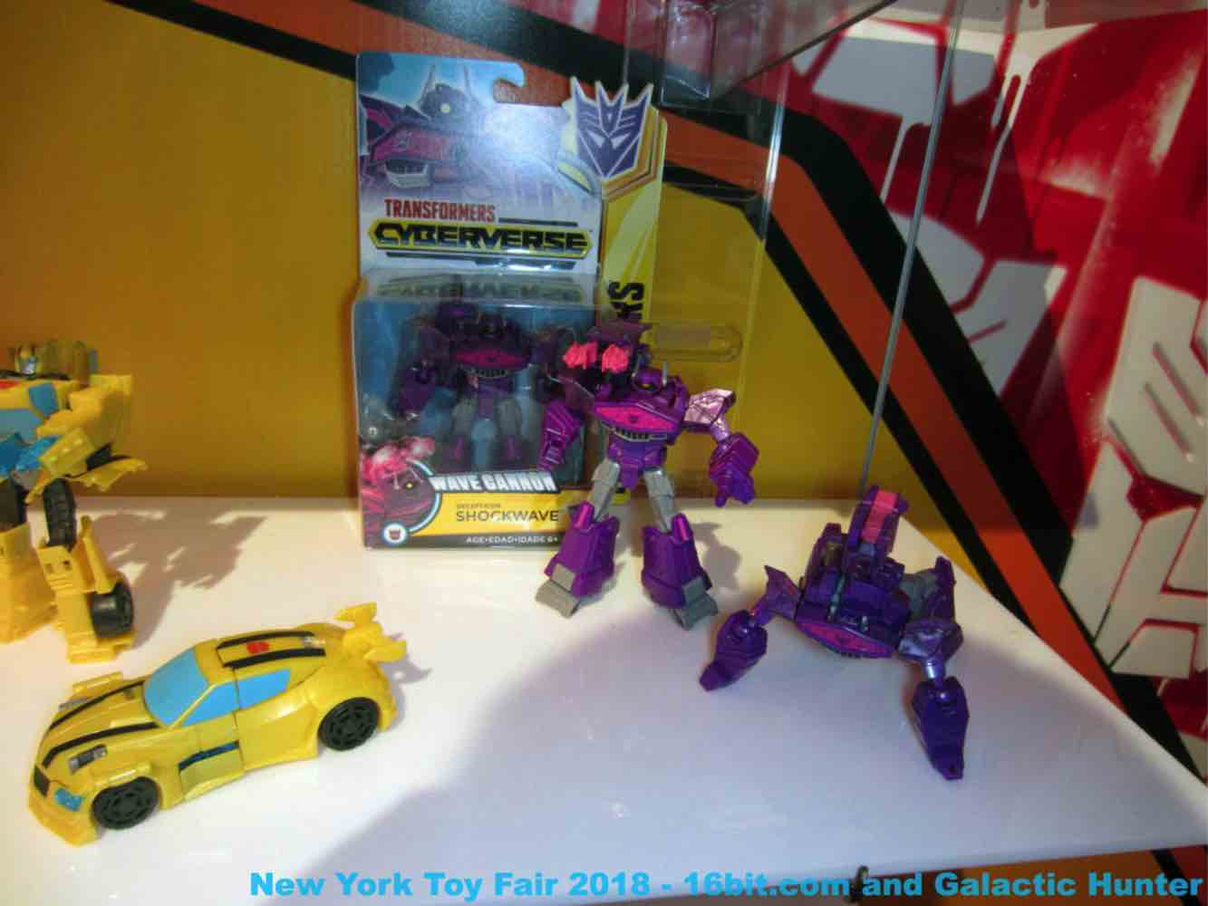 2018 New Toys : Bit toy fair coverage of hasbro transformers