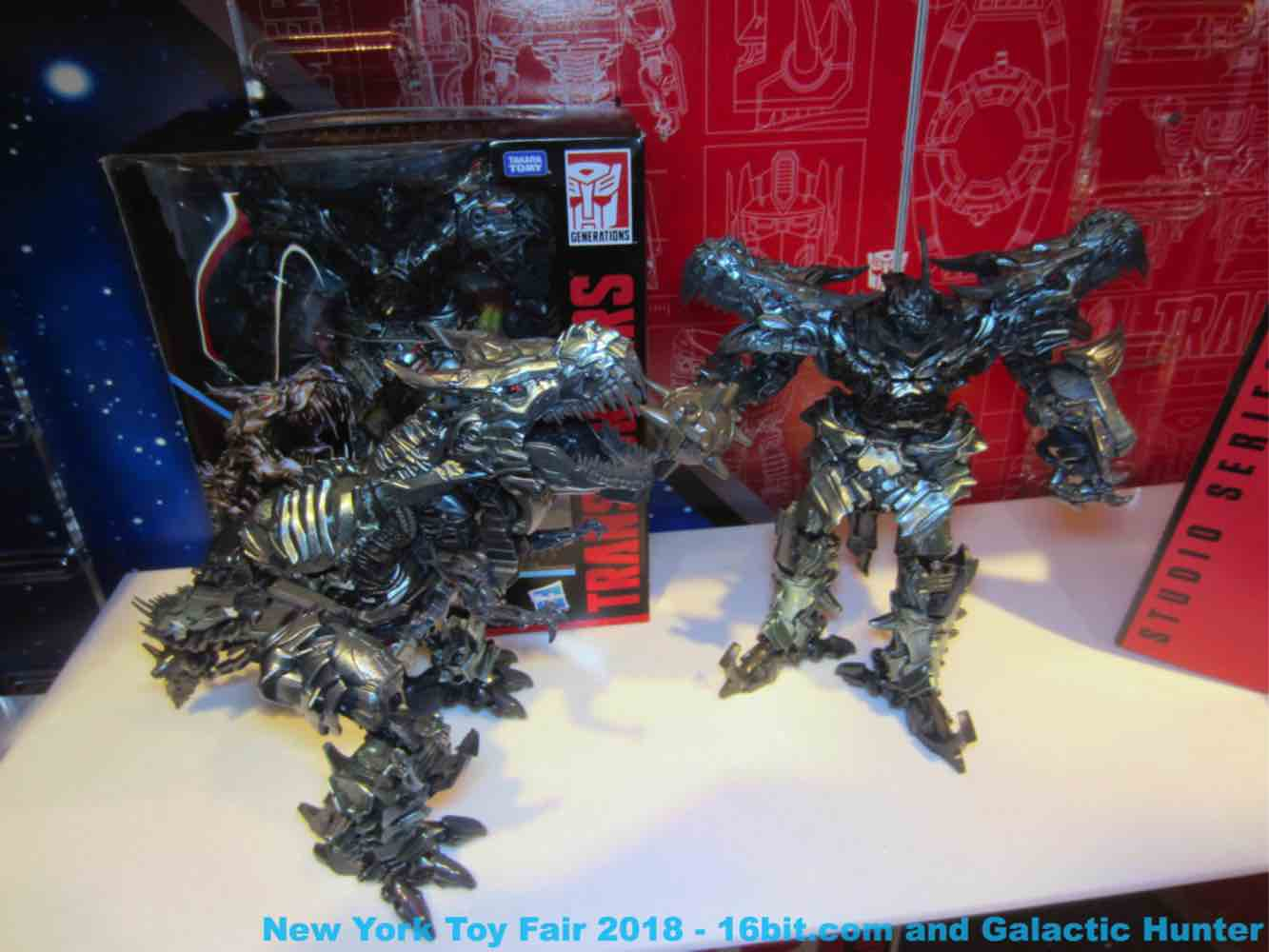 16bit.com: Toy Fair Coverage of Hasbro Transformers ...