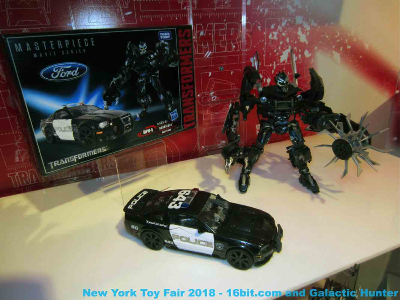Transformers 2 toys the fallen