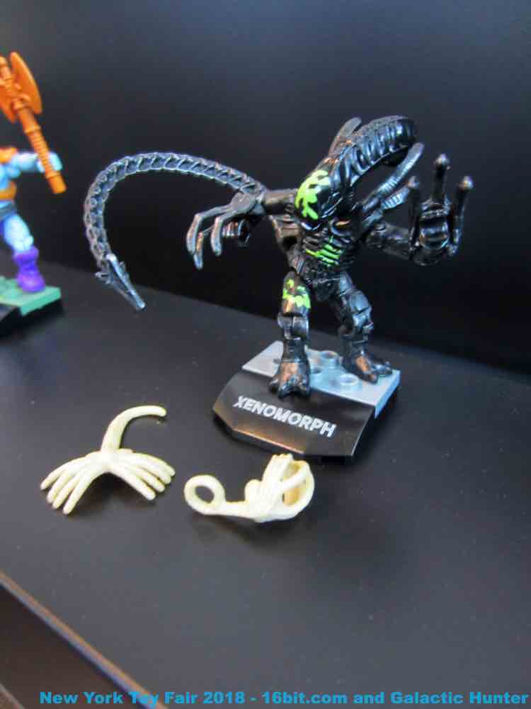 16bit Com Toy Fair Coverage Of Mattel Mega Construx Toys