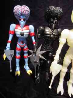 Toy Fair 2019 - The Outer Space Men